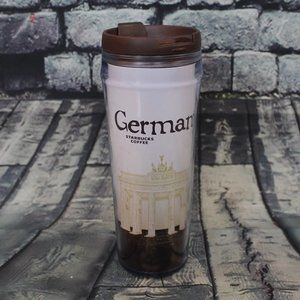 Starbucks Germany Tumbler Coffee To Go Cup